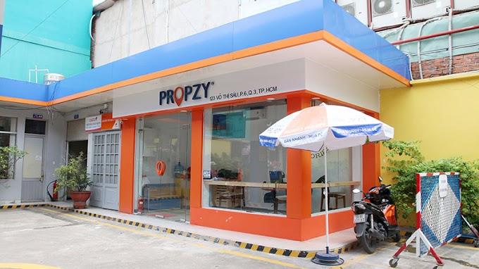 Điểm Giao Dịch Propzy 123 Võ Thị Sáu, Phường 6, Quận 3