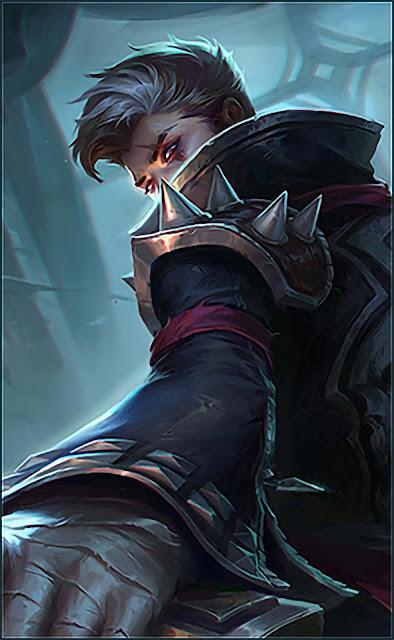 Granger Death Chanter Singer Paladin Heroes Marksman of Skins V2