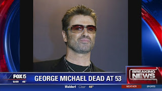 George Michael Dead RIP