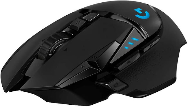 Logitech G502 Driver & Software for Windows and Mac OS