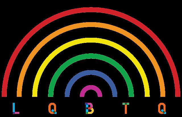 Gay Pride - LQBTQ Rainbow of Pride