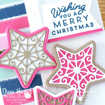 Handmade cookie theme Christmas card using Stampin Up Frosted Gingerbread stamp set and bundle, plus Whimsy & Wonder papers. Non traditional Christmas colours. Card by Di Barnes Independent Demonstrator in Sydney Australia - colourmehappy - sydneystamper - 2021 mini catalogue - 2021 Stampin Up Christmas catalogue