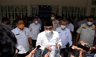 Gubernur Edy Minta Tokoh Masyarakat Sumut Turut Serta Sosialisasikan Prokes Covid-19