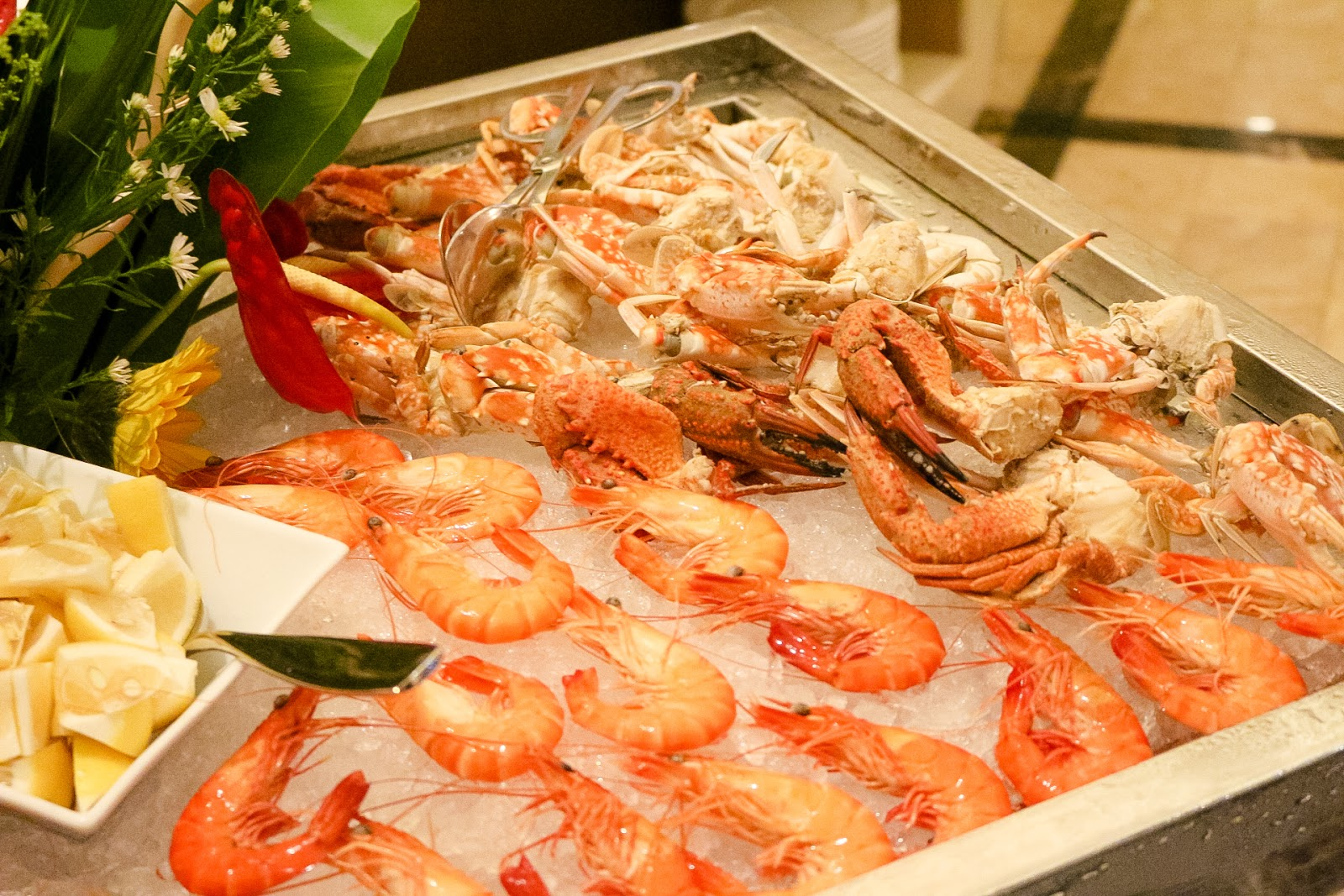Christmas and New Year Buffet 2018 | Sunway Putra Hotel