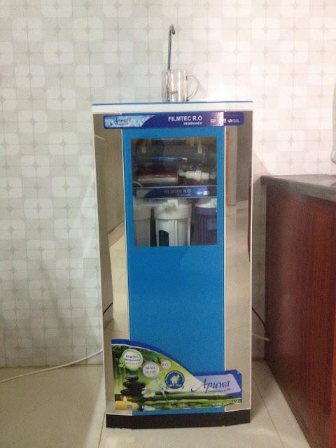Máy lọc nước RO, máy lọc gia đình