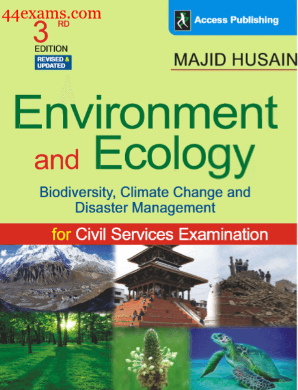 Environment-and-Ecology-By-Majid-Husain-For-Civil-Services-Examination-PDF-Book