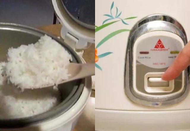 Salah Memasak Nasi Di Rice Cooker, Siap-Siap Kena Diabetes Dan Penyakit Mengerikan Lainnya