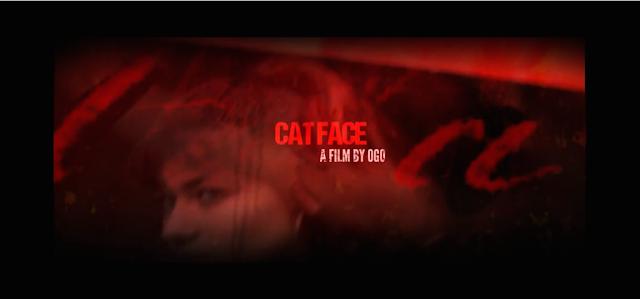 Cat Face short film