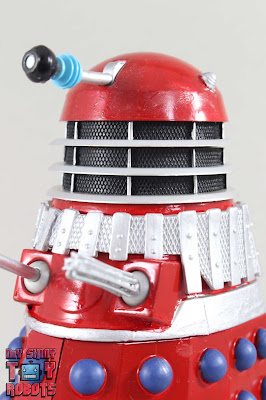 "Brotherhood of the Daleks Red ""Thalek"" Dalek 01"
