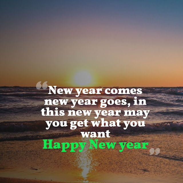 Happy New Year Images with wishes, quotes, messages