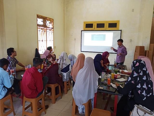 Tingkatkan kemahiran, JW Bireuen Pelajari Pengelolaan Website dan Keterlibatan Media Dalam Memberikan Informasi