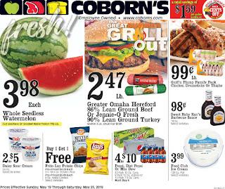 ⭐ Coborn's Ad 6/16/19 ✅ Coborn's Circular June 16 2019