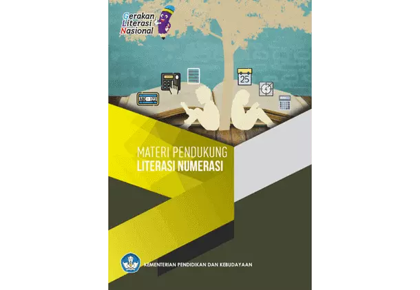 Buku Literasi Numerasi (Materi Pendukung Gerakan Literasi Nasional)
