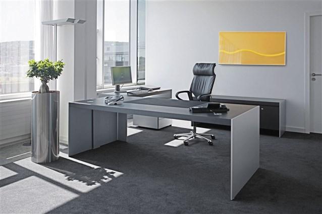 ديكورات مكاتب صغيرة