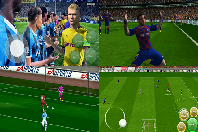 FIFA 14 Mod FIFA 20 Graphics HD 2020