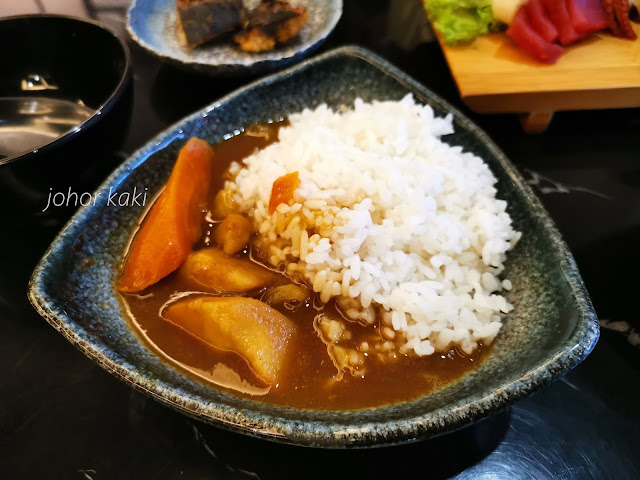 October Japanese Cuisine JP Perdana Budget a la Carte Buffet on Johor Bahru