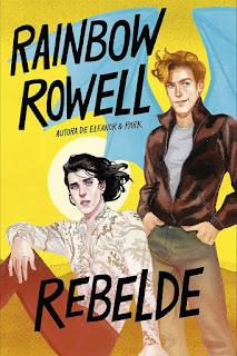 Rebelde | Simon Snow #2 | Rainbow Rowell