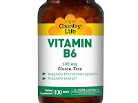 Vitamin B6 - Kegunaan, Dosis, Efek Samping