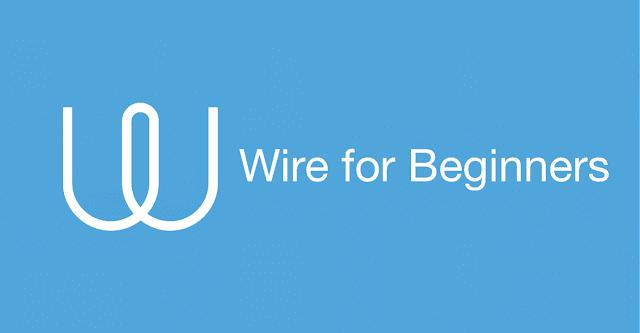 تحميل برنامج Wire للكمبيوتر Wire APK تحميل برامج اندرويد apk واير سلك Wire Download
