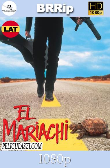 El Mariachi (1992) HD BRRip 1080p Latino