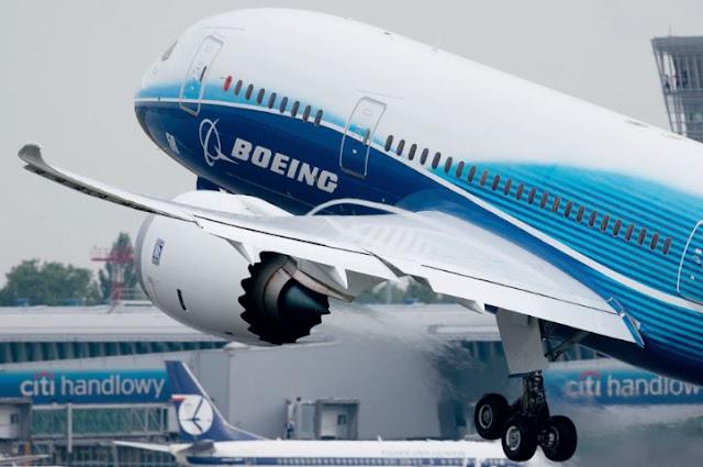 Boeing 787-8 Dreamliner Specs
