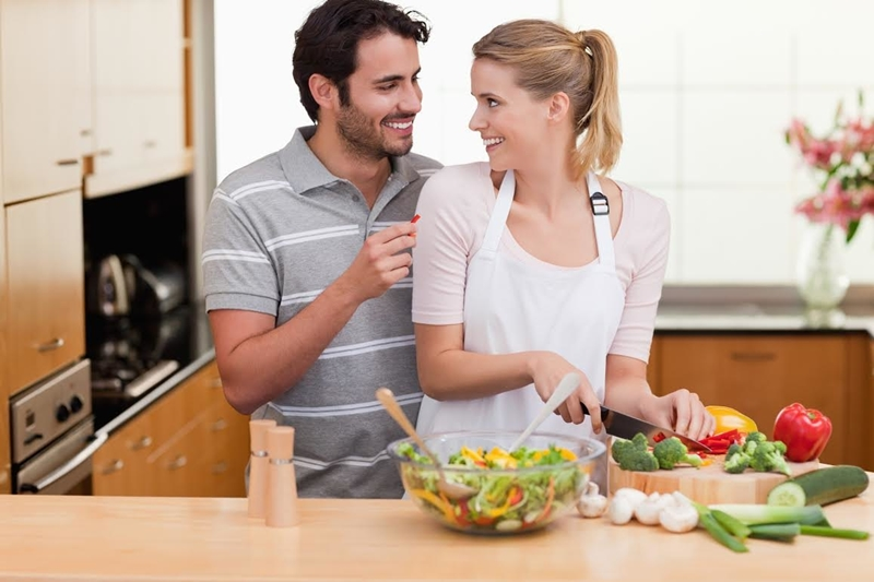 Karı koca kilo vermek daha mı kolay?