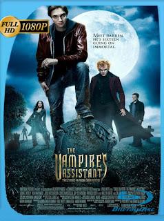 El Aprendiz de Vampiro (Cirque du Freak) (2009) HD [1080p] Latino [GoogleDrive] SilvestreHD