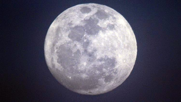 'Supermoon' returns tonight; high tides are expected (July 12, 2014)