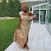 Check Out  DJ Cuppy Owambe Outfit