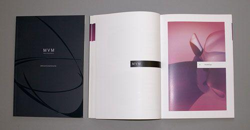 KEsan elegan memanfaatkan ruang kosong dan fotografi dalam desain grafis