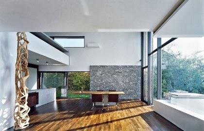 minha casa Bela Casa com Design Moderno 2013