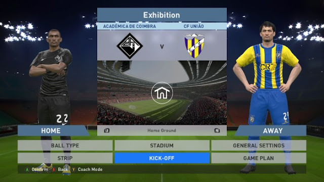 PTE Patch 3.0 + Stadium Pack Terbaru For PES 2016 Final