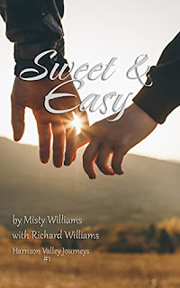 Sweet & Easy - Humor, wit, charm, and romance. The perfect summer read book promotion sites Misty Williams