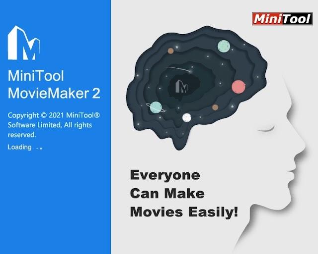 MiniTool MovieMaker Free 2.8 - Crea increibles vídeos con tus imágenes y este sencillo programa gratuito