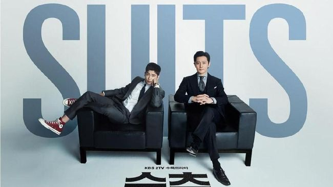 Download Drama Korea Suits Batch Subtitle Indonesia