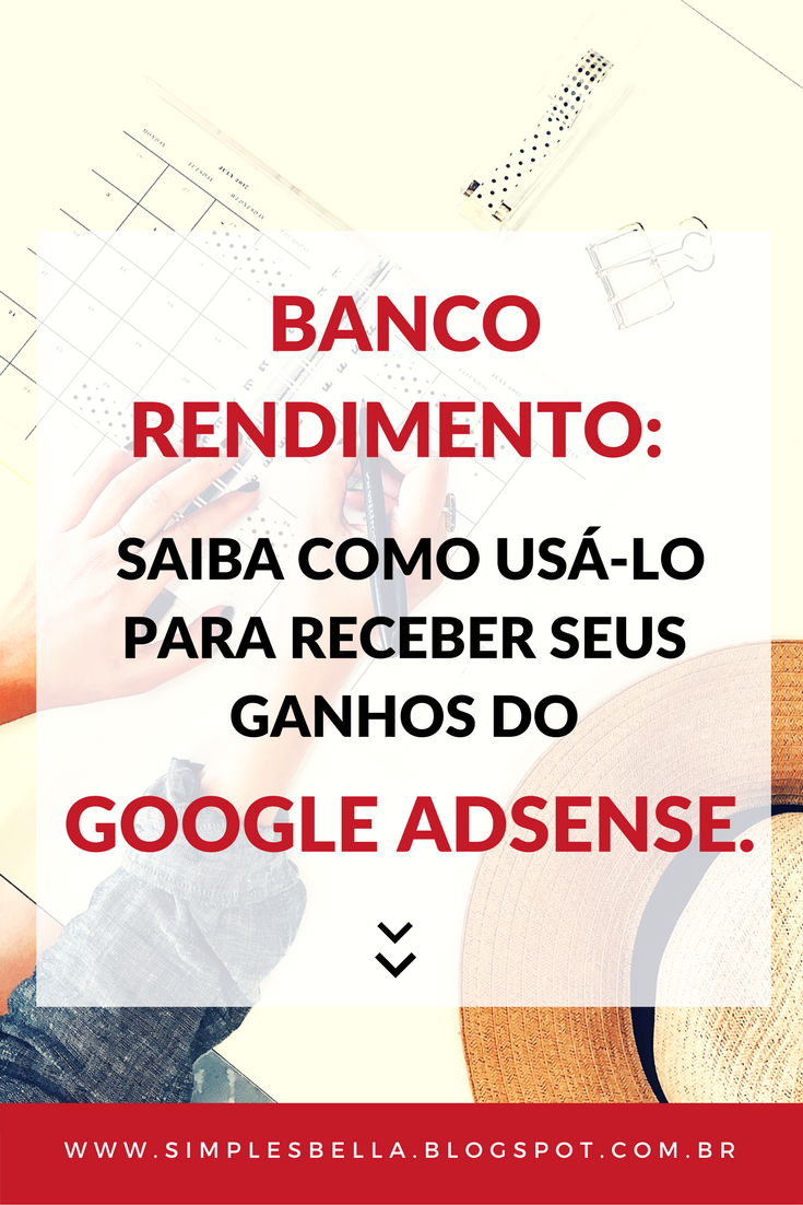 Melhor banco para receber seus ganhos do Google Adsense