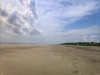 henry island sea beach