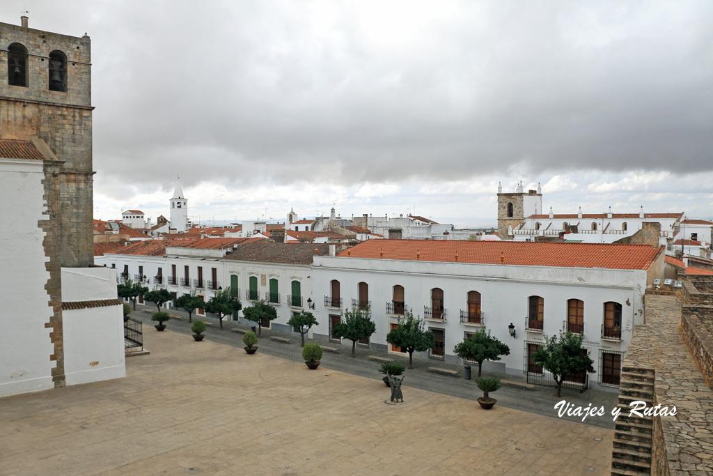 Plazas de Olivenza