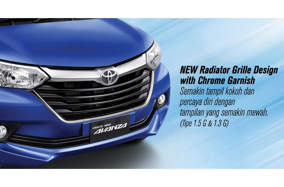 Harga Grand New Avanza Semarang Toyota All Kijang Innova 2.0 G A/t Lux Promo Diskon Casback Mobil Paket