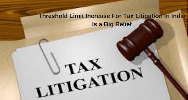 Tax Litigation In India
