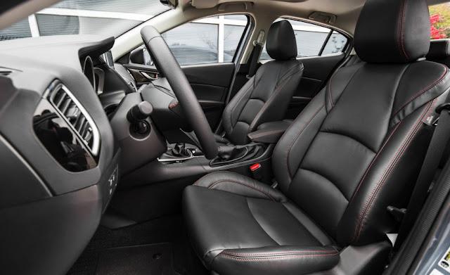Ghế bọc da tích hợp nút điều chỉnh điện cho ghế tài xế