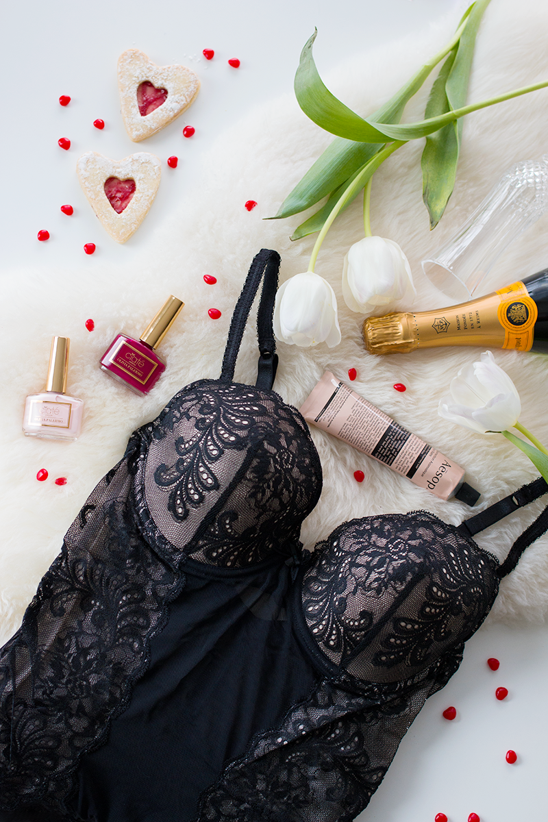 Valentine's Day pamper night essentials