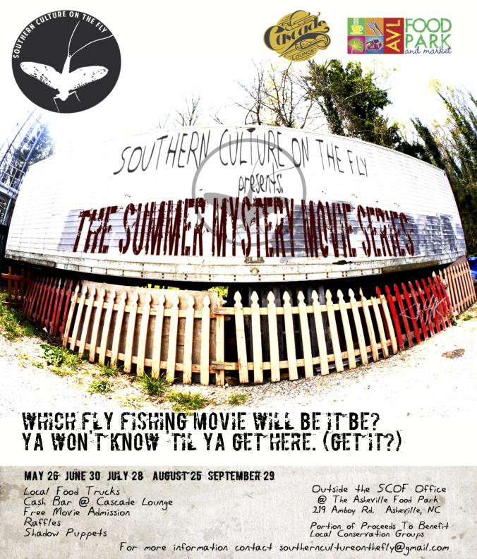 the fiberglass manifesto scof summer mystery movie series