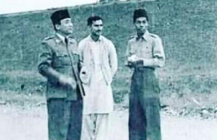 Heboh Foto Bung Karno, Jenderal Sudirman dan Ayah Rizieq Shihab, Kominfo Beri Penjelasan