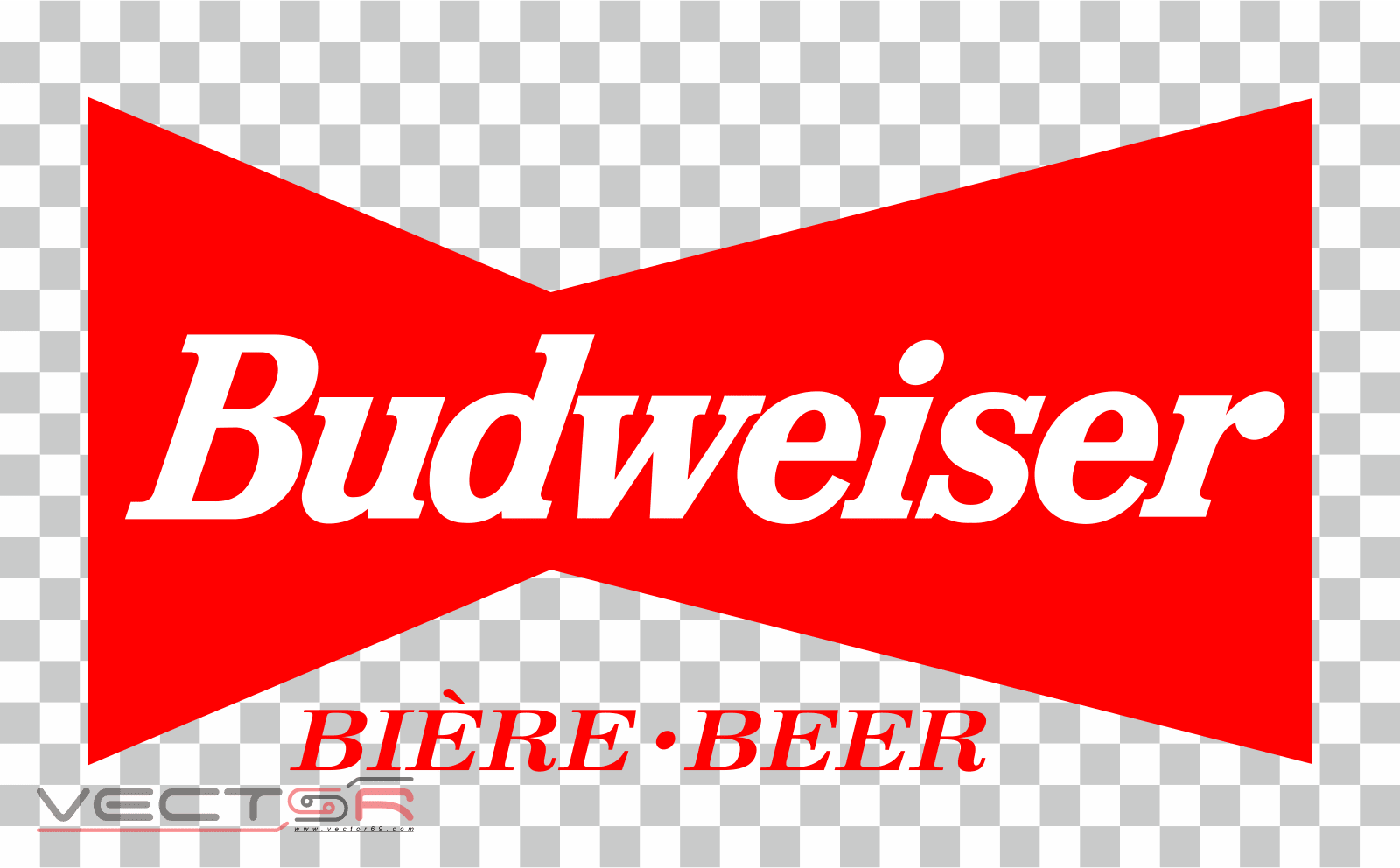 Budweiser (1994) Logo - Download .PNG (Portable Network Graphics) Transparent Images