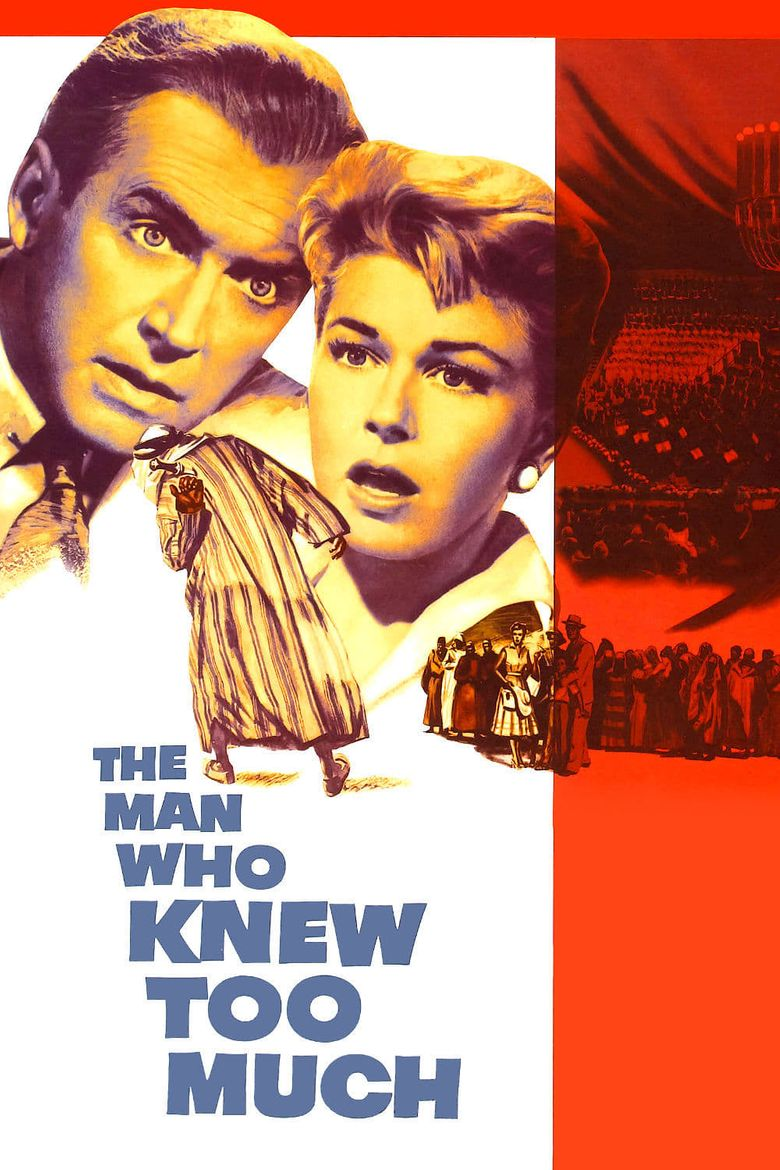 The Man Who Knew Too Much [1956] [DVD9] [NTSC] [Latino]