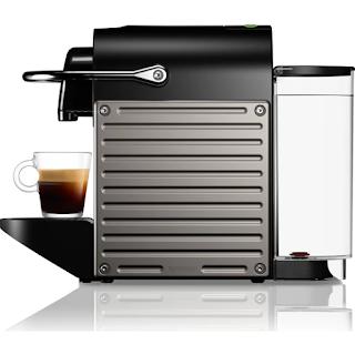 Nespresso Pixie Titan C61 Kapsül Kahve Makinesi ve Nespresso Kapsülleri