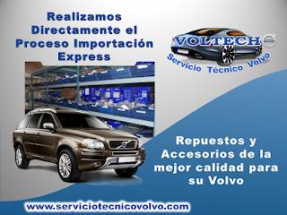Repuestos Volvo VOLTECH