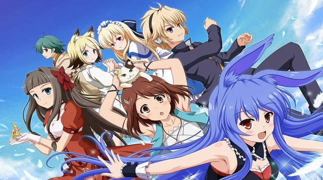 Anime Isekai Overpower