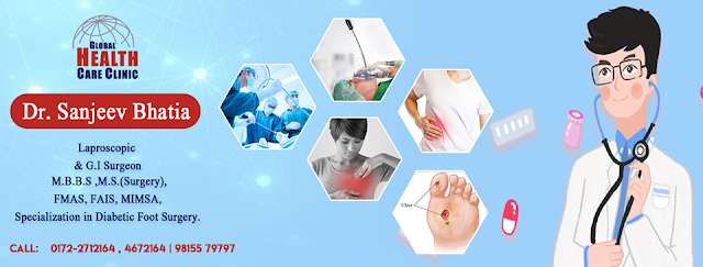 Diabetic Foot Care In Chandigarh